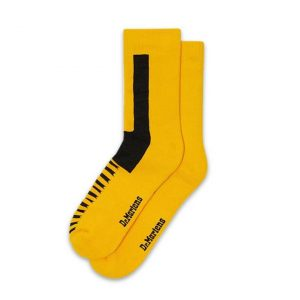 Dr Martens Dr Martens The Double Doc Sock Yellow