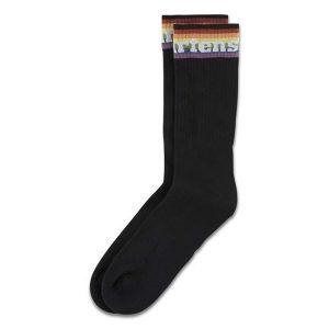 Dr Martens Dr Martens Athletic Logo Pride Sock Black