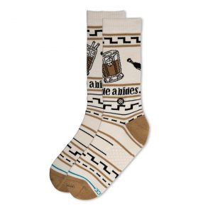 Stance Stance THE DUDE CREW SOCK