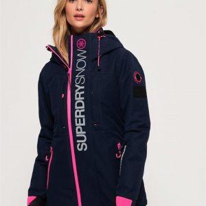 Superdry Snow Sd Multi Jacket Wax Navy