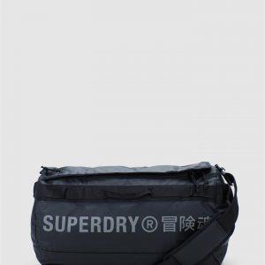 Superdry Snow Tarp Holdall Black
