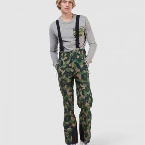 Superdry Snow Expedition Shell Pant Camo