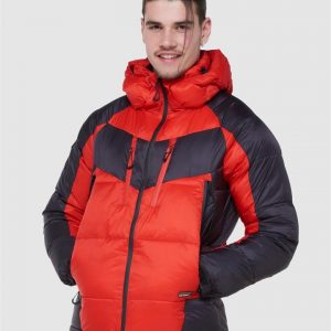 Superdry Snow Pro Sd Puffer Apple Red