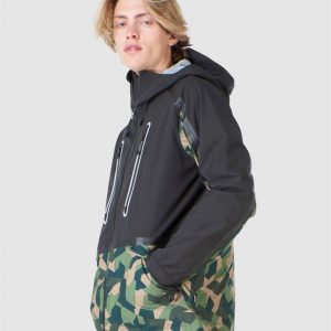 Superdry Snow Expedition Shell Jacket Camo