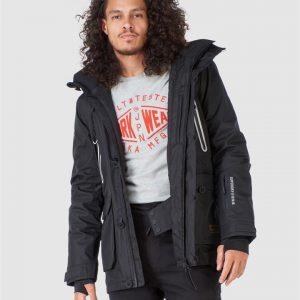 Superdry Snow Freestyle Jacket Black