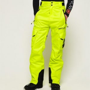 Superdry Snow Snow Pant Rescue Yellow