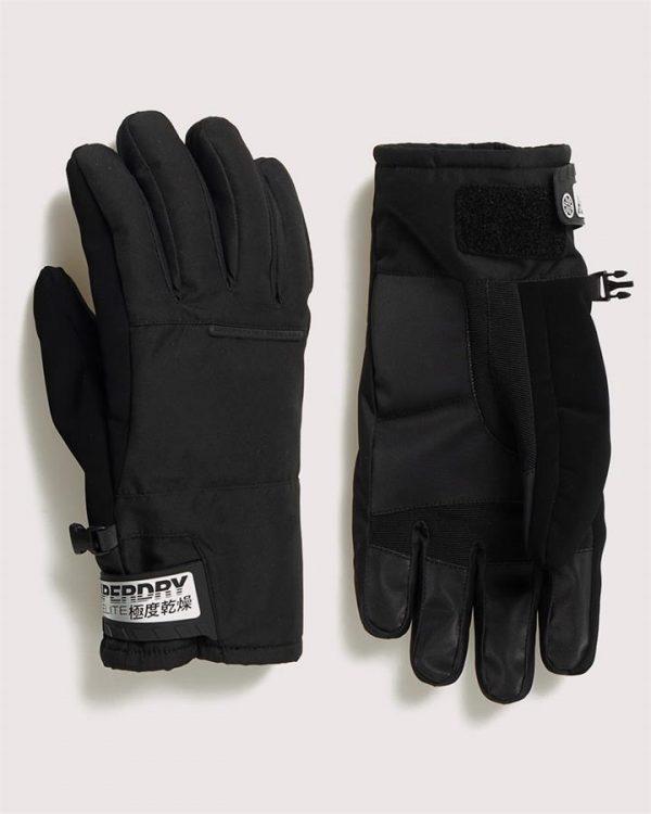Superdry Snow Snow Assassin Glove Stealth Black