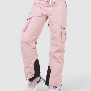 Superdry Snow Freestyle Cargo Pant Soft Pink