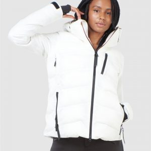 Superdry Snow Motion Pro Puffer White