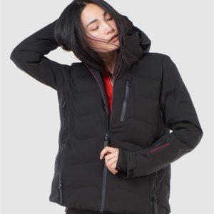 Superdry Snow Motion Pro Puffer Black