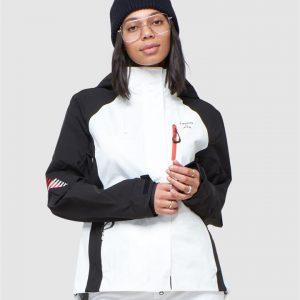 Superdry Snow Alpine Shell Jacket White