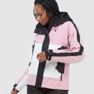 Superdry Snow Freestyle Attack Jacket Soft Pink