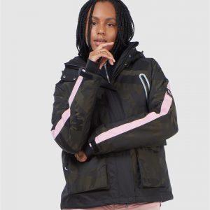 Superdry Snow Freestyle Cargo Jacket Camo