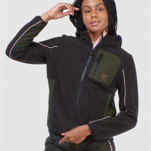 Superdry Snow Freestyle Tech Fleece Black