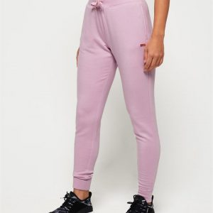 Superdry Sport Active Studio Luxe Jogger Orchid Marle
