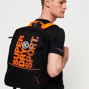 Superdry Sport Sport Backpack Black