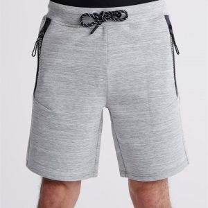 Superdry Sport Gymtech Shorts Light Grey Marle