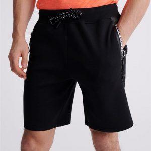 Superdry Sport Gymtech Shorts Black