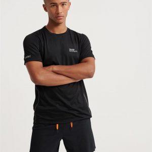 Superdry Sport Active Training S/S Tee Black