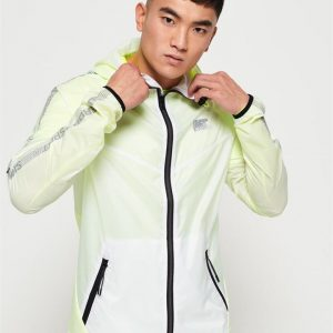Superdry Sport Active Featherweight Jacket White