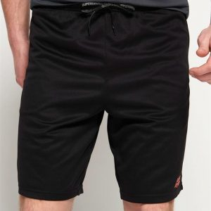 Superdry Sport Active Relaxed Short Black