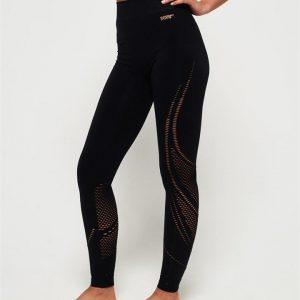 Superdry Sport Active Studio Seamless Legging Black