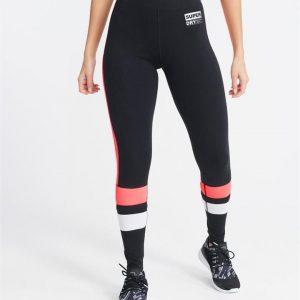 Superdry Sport Streetsport Jersey Leggings Black