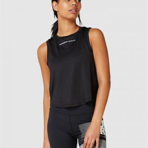 Superdry Sport Training Lw Vest Black