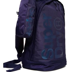 Superdry Academy Freshman Backpack Navy/Navy