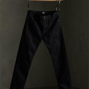 Superdry 03 Tyler Slim Jet Black 32