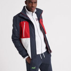 Superdry Polar Downhill Attacker Rouge Red