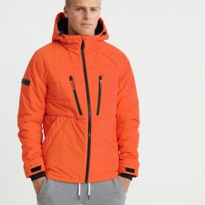 Superdry Aeon Padded Jacket Apple Red