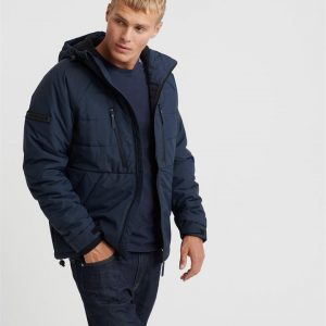 Superdry Aeon Padded Jacket Eclipse Navy