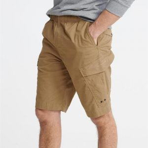 Superdry Worldwide Cargo Short Cotswold Gold