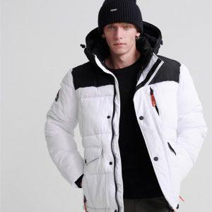 Superdry Sd Explorer Jacket White