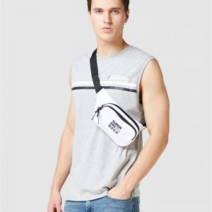 Superdry Small Bumbag White