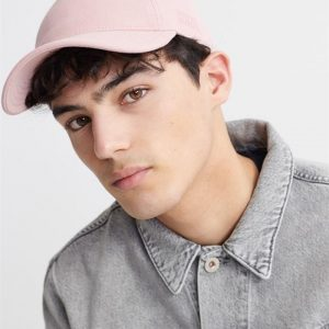 Superdry Pique Cap Blush Pink