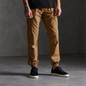 Superdry Worldwide Cargo Pant Cotswold Gold