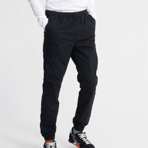 Superdry Worldwide Cargo Pant Black