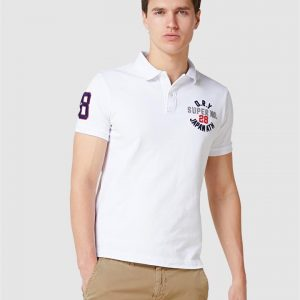 Superdry Classic Superstate S/S Polo Optic