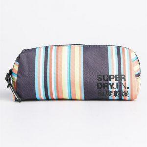 Superdry Classic Pencil Case Stripe
