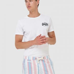 Superdry Sunscorched Pink Stripe