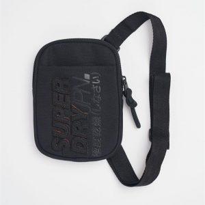Superdry Montauk Sport Pouch Black
