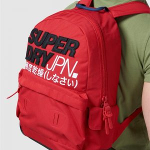 Superdry Montauk Montana Red