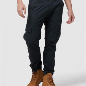 Superdry Core Cargo Washed Black 32
