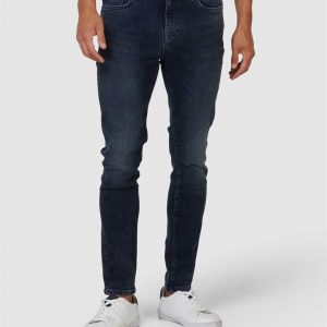 Superdry Skinny Broadway Cold Overdyed