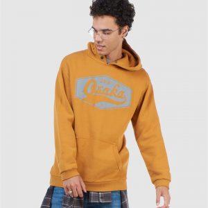 Superdry Modern Workwear Hood Buckthorn Brown