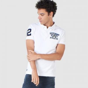 Superdry Superstate Polo Optic