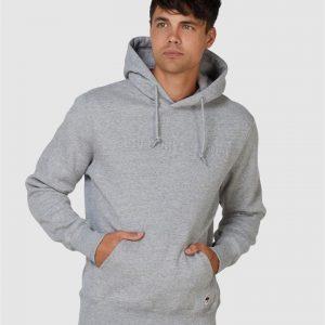 Superdry Sportstyle Emboss Hood Grey Slub Grindle