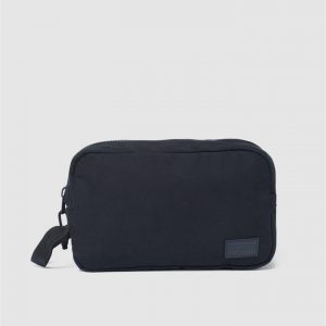 Superdry Workwear Washbag Black